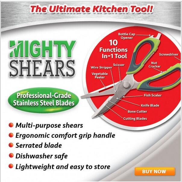 Mighty Shears font b Kitchen b font font b Knife b font Cutting font b Board