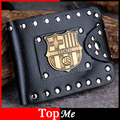 Fashion Men Wallets Short Man Purses Club Brand Design Money Bags Soft PU Leather Male Clutch Wallet Burse Cards ID Holder Bag