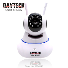DAYTECH IP Camera WiFi Home Security Camera 720P Two Way Intercom Baby Monitor Night Vision Infrared CCTV Indoor
