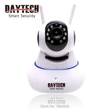 DAYTECH IP Camera WiFi Home Security Camera 720P Two Way Intercom Baby Monitor Night Vision Infrared CCTV Indoor