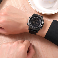 men waterproof genuine Tezer 5010 100% Smartwatch men women fitness tracker monitor waterproof 3ATM For IOS Android Phone ????? ???? (2)