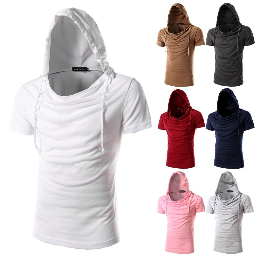 Compare Prices on Mens Short Sleeve Hoodies- Online Shopping/Buy ...