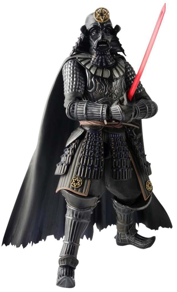 Star Wars Black Knight Second Edition 1/8 scale painted Variant Darth Vader PVC Action Figure Collectible Model Toy 17cm KT3254 measuring range 0