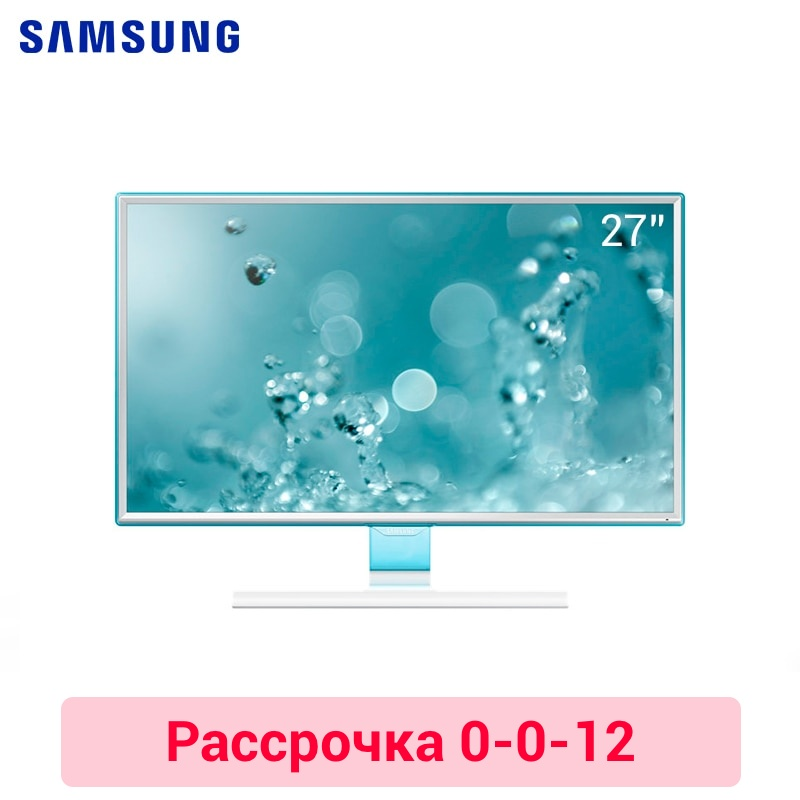 Monitor Samsung 27 S27E391H 0-0-12 monitor 19