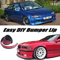 For HONDA Civic Type R Si EG EH EJ EK EM ES EP EV FD FA FG FK FN FB  Bumper Lip Lips / Front Spoiler For Car Tuning / Strip