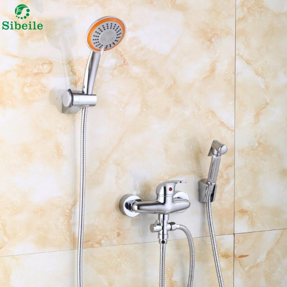 Bidets & Bidet Parts Honesty Modun Female Spray Portable Bidet Mixer Bath Toilet Bidet Shower Toilet Water Spray Gun Toilet Bidet Spray Toilet Bidet Douche Bidets