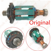 Original Armature Rotor 18V for Hitachi 360975 DS18DSDL Cordless Drill Power Tool Accessories Electric tools part