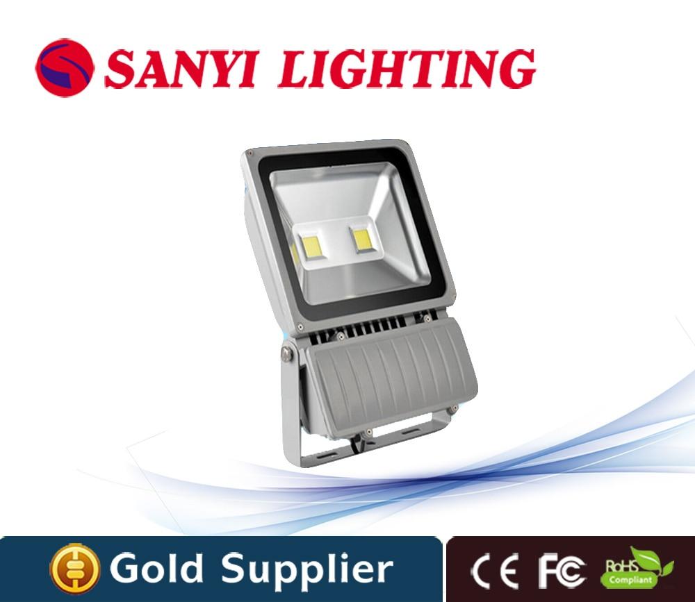 Светодиодный уличный прожектор, светодиодный прожектор с датчиком движения RGB 100 Вт, светодиодный прожектор