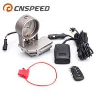 CNSPEED 3 Inch Fine tunable Stainless Steel Electric Exhaust Valve With Remote Control Electronic Switch Kit YC101438 30
