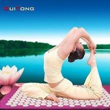 CV Massage Cushion +Massage Pillow Yoga Cushion