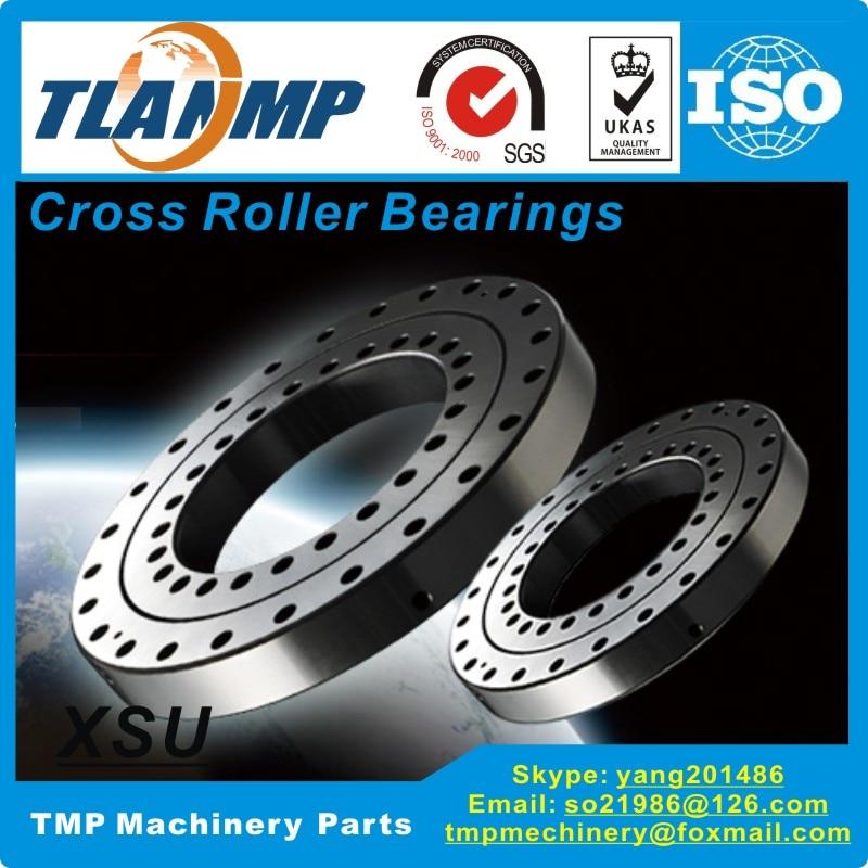 XSU080168 Crossed Roller Bearings 130x205x25 4mm TLANMP Precision Axial radial load Robotic Bearings