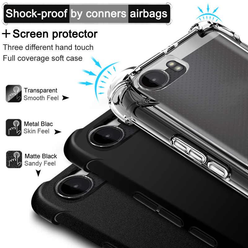 meet 3b3fe 2c156 IMAK Case Airbag Cover Shockproof Case for BlackBerry KEYone Cover TPU  Phone Cover for BlackBerry Mercury Dtek70 Case