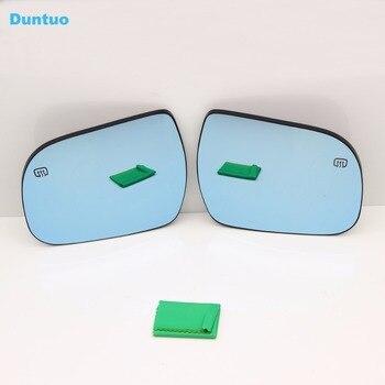 Blue Wing Spiegel Glas Met Base-Verwarmde Auto Hoek Breed Glare Proof Spiegel Voor Toyota Sienna 2010-2018
