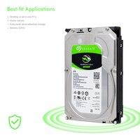 Seagate 2TB Desktop HDD Internal Hard Disk Drive 7200 RPM SATA 6Gb/s 64MB Cache 3.5 inch ST2000DM005/ST2000DM006 HDD computer