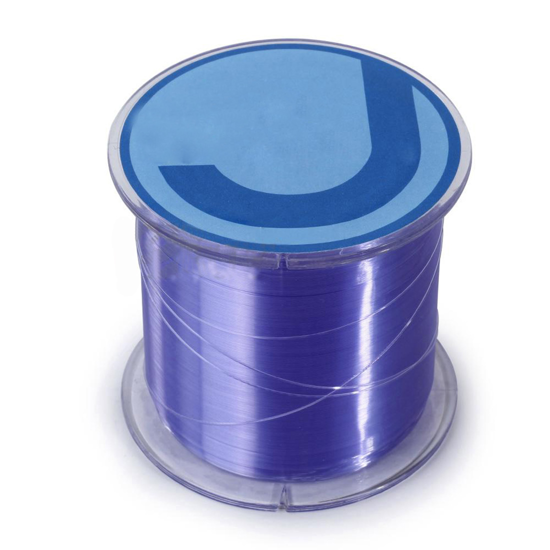Great High Quality Durable 500m 0.3mm Practical Nylon Fishing Fish String Wire Line Thread Tackle Purple