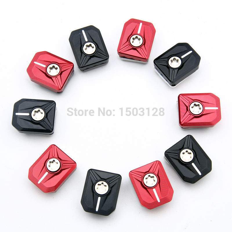 One Piece 5g 7g 9g 11g 13g Red/Black Optional Golf Slide Movable Weights For  M1 M2 Driver Free Shipping