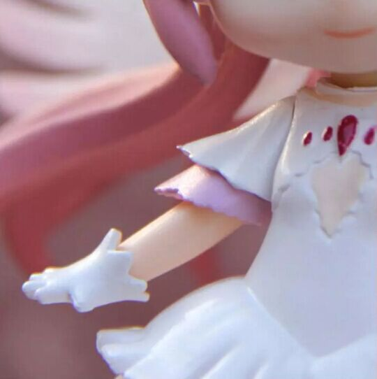 Image 5 - 12cm 4.8 inches Nendoroid Puella Magi Madoka Magica kaname madoka PVC Action Figure Collection Model Toy-in Action & Toy Figures from Toys & Hobbies