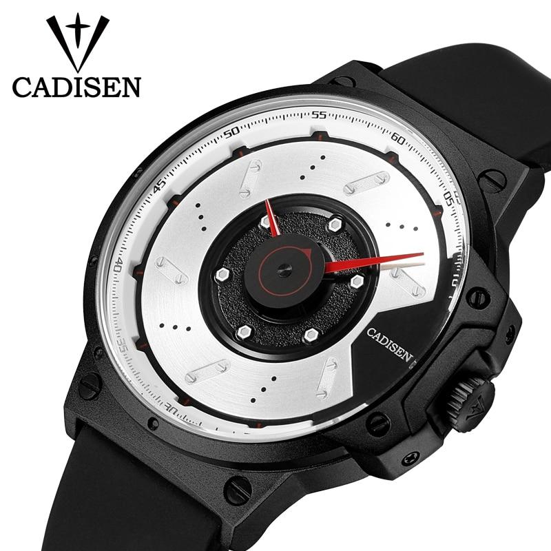 Nuevo CADISEN Deporte Reloj de Cuarzo Impermeable Relojes Para Hombre - Relojes para hombres - foto 1