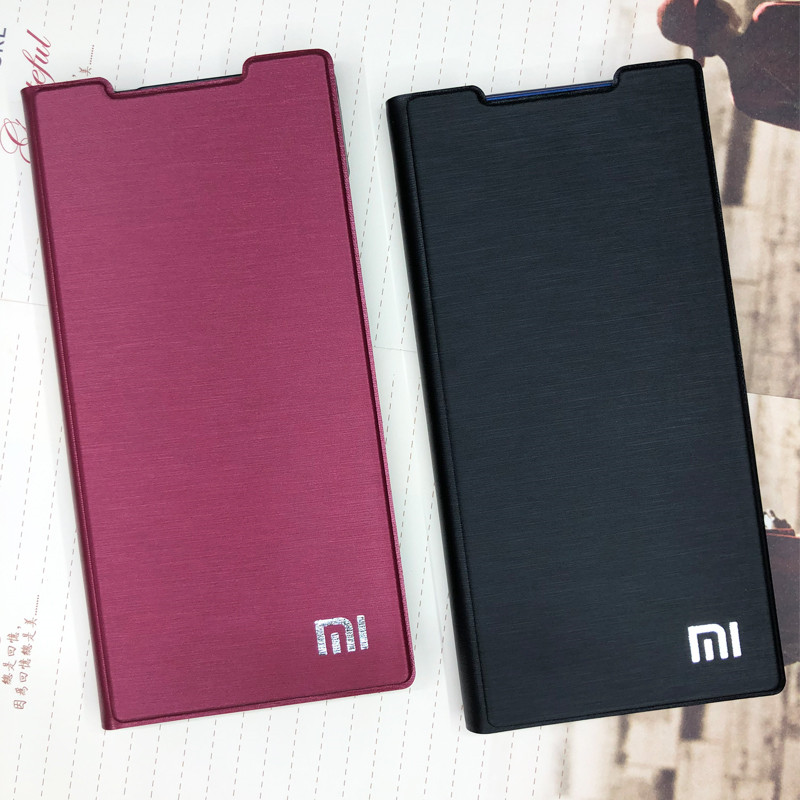 For <font><b>Xiaomi</b></font> <font><b>Mi</b></font> <font><b>9</b></font> <font><b>Case</b></font> Luxury Slim Style Stander <font><b>Wallet</b></font> <font><b>Flip</b></font> Leather <font><b>Cases</b></font> For <font><b>Xiaomi</b></font> <font><b>Mi</b></font> 3 4 5 4c <font><b>Case</b></font> For <font><b>Xiaomi</b></font> image