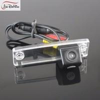 JanDeNing CCD Car Rear View Parking/ Backup Reverse Camera/License Plate Light OEM For Toyota 4Runner SW4/Hilux Surf 2002 2010