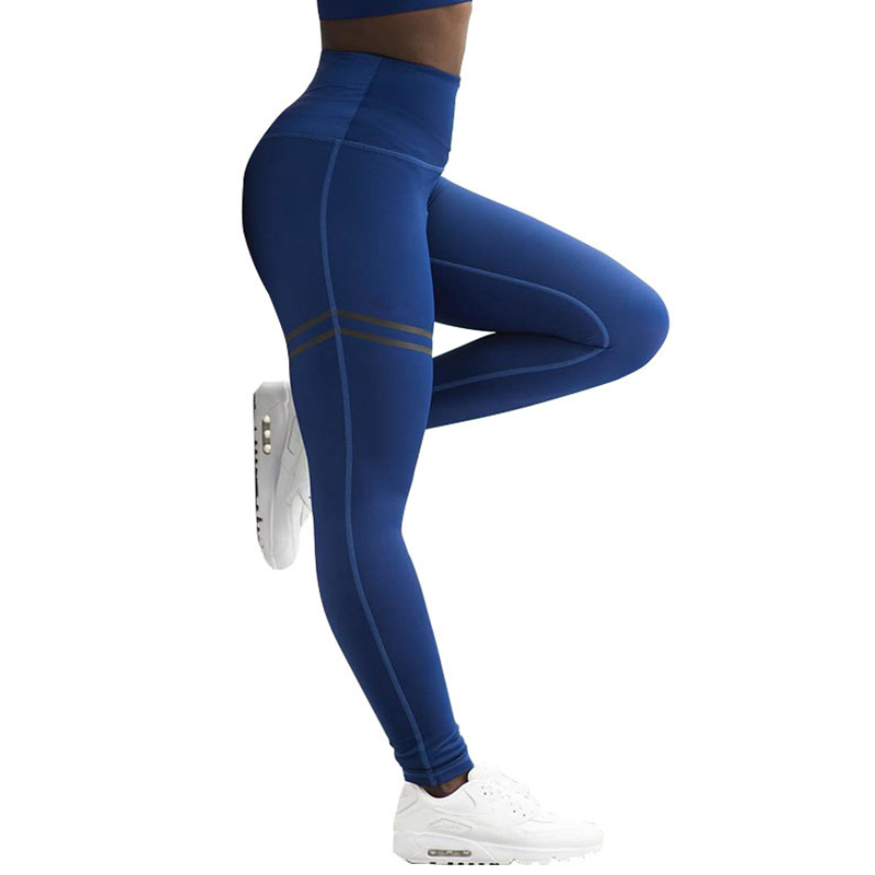 New Arrival Leggings Pant Trouser High Waist Elasticity For Women Lady Running Gym Fitness