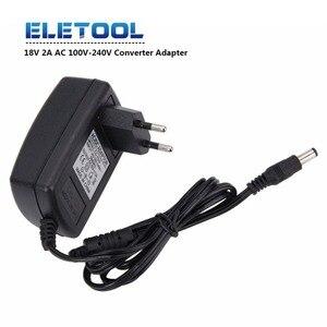 18V 2A AC 100V-240V Converter