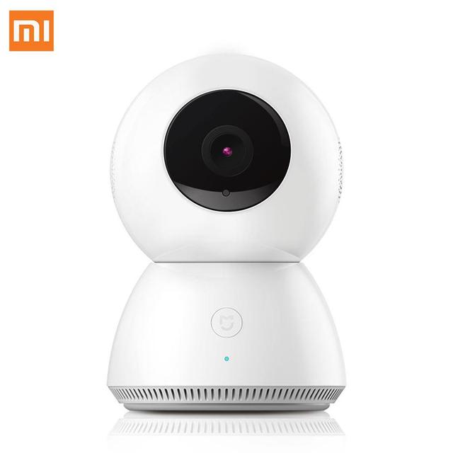 Original Xiaomi 2016 New Night Vision 1080P 360 Watch and Talking Wireless Smart IP Camera Home Security System Panorama