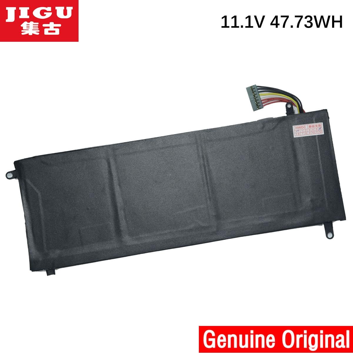 JIGU SCHENKER 961TA002F GNC-C30 Original laptop battery XMG C404 FOR GIGABYTE P34G V1 v2 U24 U2442 U2442D U2442F U2442N U2442S gnc 300mg 100