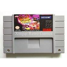 Super Nintendo SFC/SNES Игры Дикой Пушки Видео Игры Картридж Консоли Карты США Английская Версия
