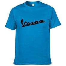Vespa T Shirt Men Short Sleeve PU27