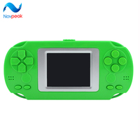 MOGIS 503 Fashion Game Players Console 2.0 Inch Portable Handheld Video Game Retro Megadrive 268 Games 1 pc