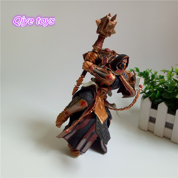 Game WOW Paladin Judge Malthred Action figure Toy Character PVC Figure 21cm Figurine Doll Gift