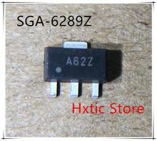 10PCS SGA-6289Z  SGA-6289Z SGA6289Z  SGA6289 MARKING A62Z A62 SOT89 IC