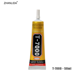 Zhanlida 1 tube t 7000 50ml epoxy resin black glue repair crack lampshade move the door.jpg 250x250