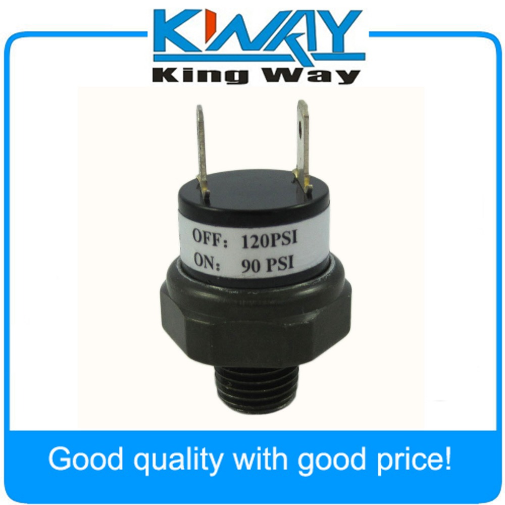 BRAND NEW Air Pressure Switch For Train Horn Compressor Rated 90/120 110/140 120/150 150/180 165/200 PSI 12V/24V image