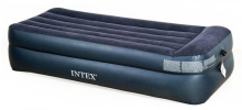 Luxury air bed streak Single bunk inflatable mattress
