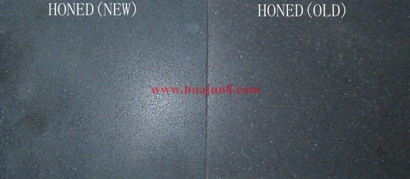 Granite Floor Tiles201 891 001 Basalt Lava Honed Free Length X20