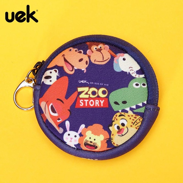 Lovely Cartoon Bear Children Coin Purse Baby Accessories An Ideal Gift For Children's Day