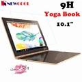 """1 шт./лот NEWCOOL 2016 Yogabook Экран Гвардии Для Lenovo Yoga 10.1 """"Tablet 9 H Закаленное Стекло-Экран Протектор Защитная фильм"""
