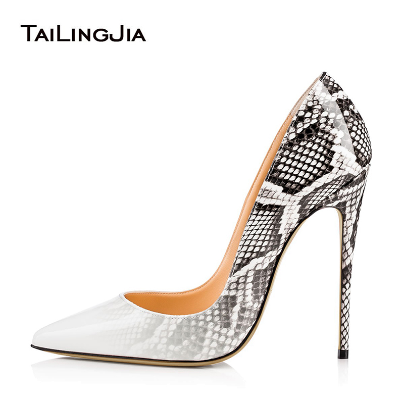Elegant White Patent Leather Wedding Shoes Women Pointed Toe High Heel Pumps Stiletto Heel Court Shoes Pointy Dress Heels 2018 luxury brand crystal patent leather sandals women high heels thick heel women shoes with heels wedding shoes ladies silver pumps