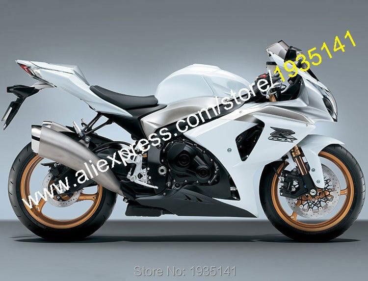 Pour Suzuki K9 GSXR1000 2009-2016 GSX-R1000 09 10 11 14 15 16 GSX R1000 ABS Carénages De Moto ensemble (moulage par Injection)