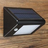 Waterproof Activated 20 LED Solar Light Outdoor 2835 SMD Motion Sensor LED Garden Light Solar Power