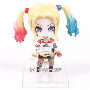 Image 3 - Nd Suicide Squad Harley Quinn 672 / Joker 671 PVC Action Figure Da Collezione Model Toy