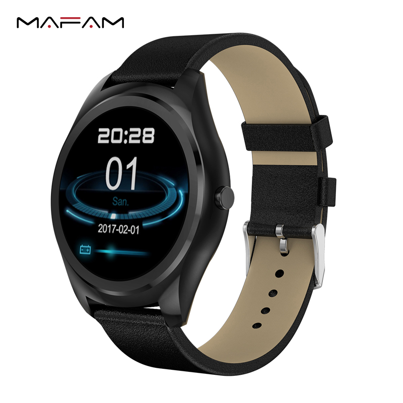 MAFAM N3 Pro Sleep Tracker Message Reminder Call Reminder Remote Photo Heart Rate Tracker Answer Call Dial Call Smart Watch цена