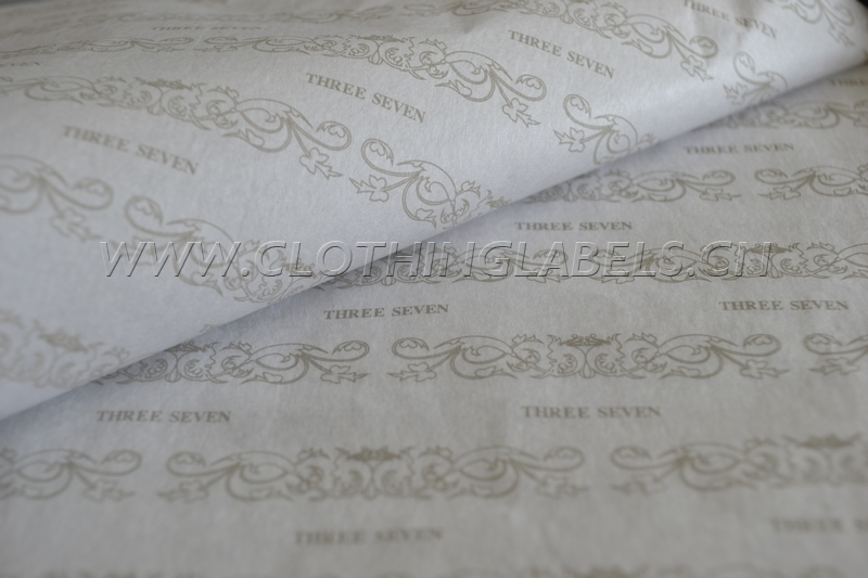 custom tissue papers wrapping with logo printing, make it as your logo or design