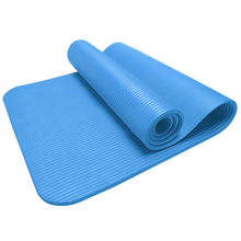 Premium 183 x 61 x 1.5cm NBR 15MM Thick Durable Yoga Mat Non-slip Exercise Fitness Pad Mat Lose Weight Yoga Gym Exercise Mats