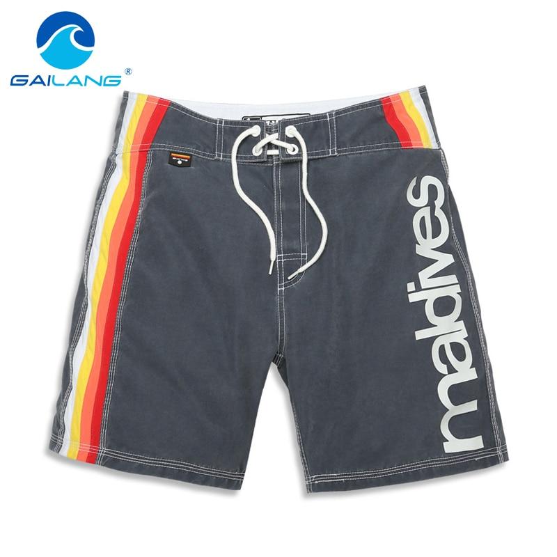 6fd40c4b Gailang Brand Summer Men Beach Shorts Quick Dry Mens Board Shorts Beachwear  Plus Size Casual Boxer Trunks Shorts Gay Fashion
