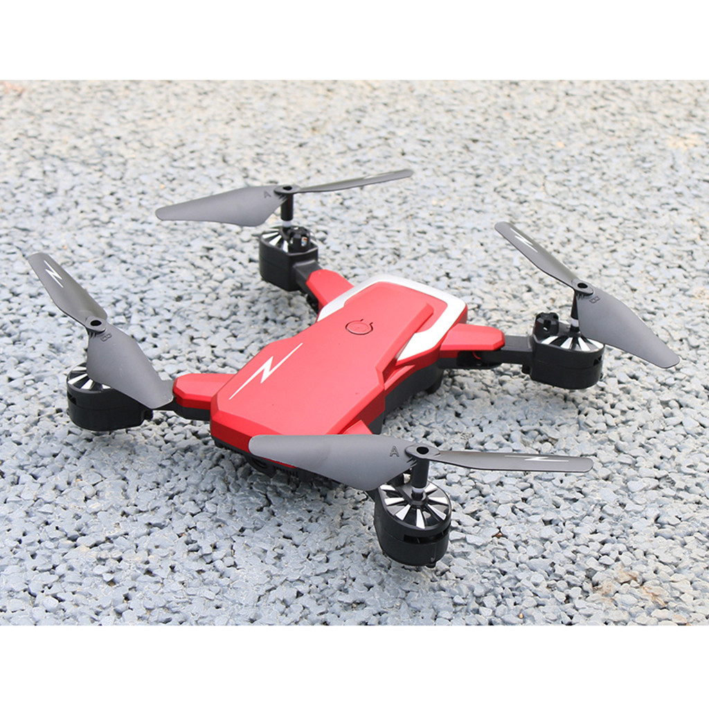 Remote control aircraft 2019 TXD G5 WIFI FPV 480p Camera Optical Flow Headless Foldable RC Quadcopter Drone a612-in RC Airplanes from Toys & Hobbies
