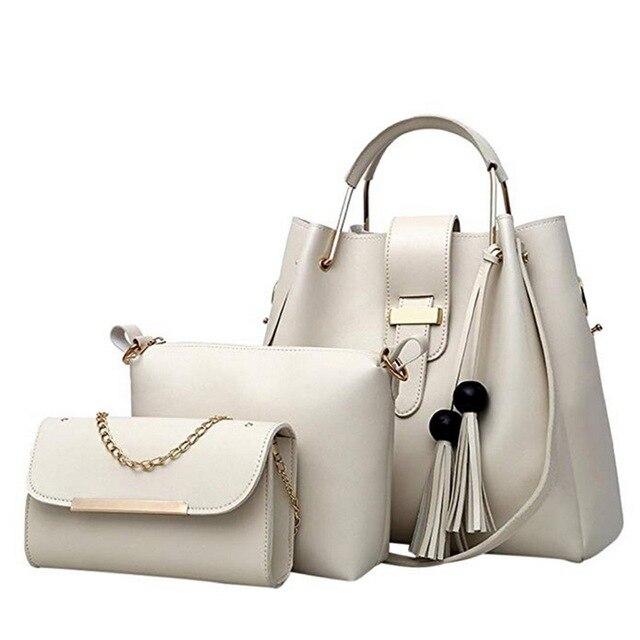 3 Pcs/set Women's Handbags...