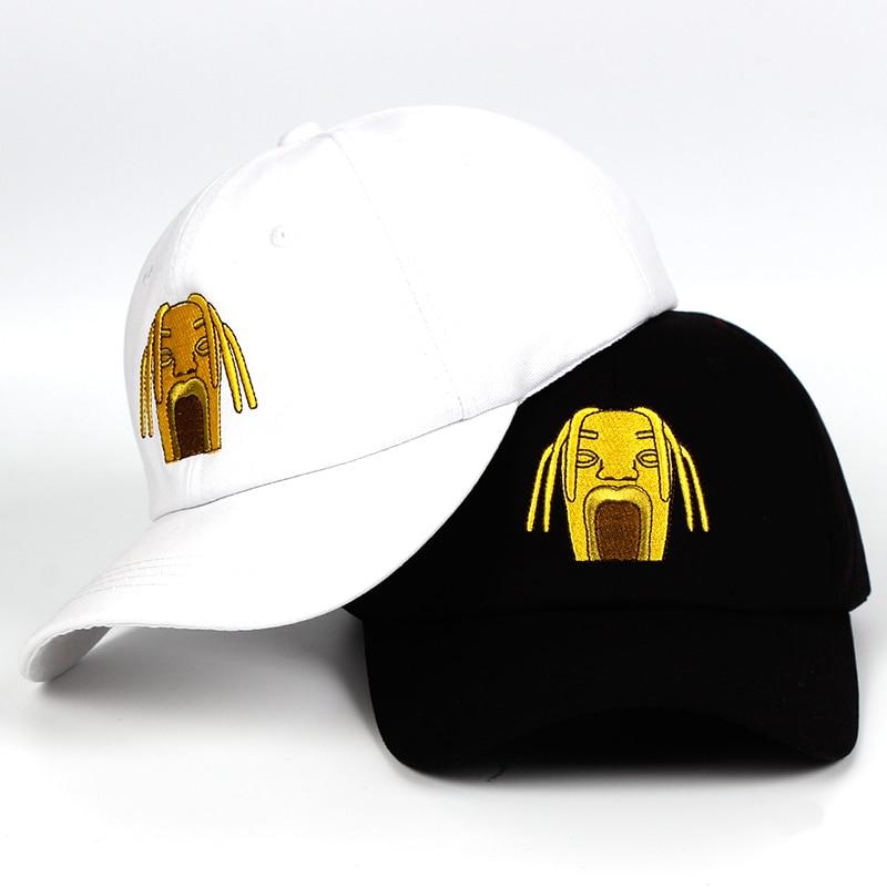 9ca65889 ASTROWORLD Amusement Park 100% Cotton Baseball Caps Travis Scott Unisex Astroworld  Dad Hat Cap Embroidery Man Women Hip Hop Hat
